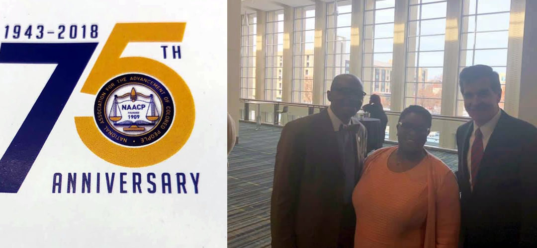 CJPC Shares Common Sense Policing Reforms at NC NAACP Convention