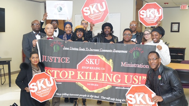 CJPC Supports and Strategizes with Stop Killing Us