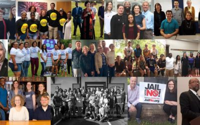 "CJPC Named One of 16 Recipients of the Vera Institute for Justice ""In Our Backyards"" Grant"